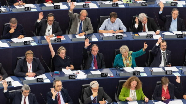 Europees Parlement steunt verbod op plastic wegwerpartikelen