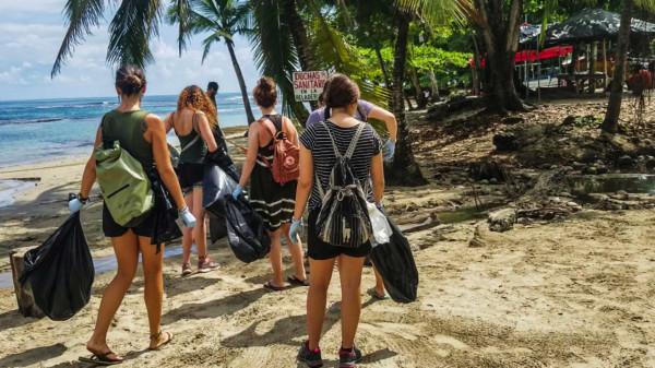 Caribe Sur Libre de Plástico