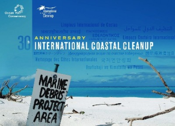 Join the International Coastal Cleanup in Panama