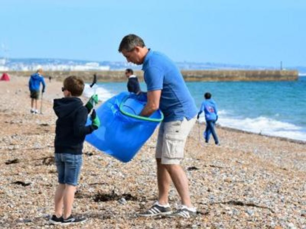 Record breaking Great British Beach Clean and survey – results