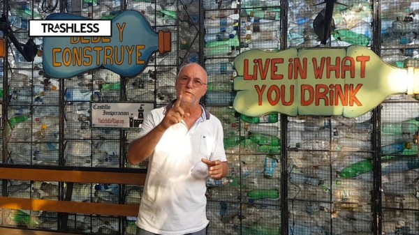 Interview with Robert of The Plastic Bottle Village part 1