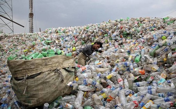 We're Now At A Million Plastic Bottles Per Minute 91% Of Which Are Not Recycled