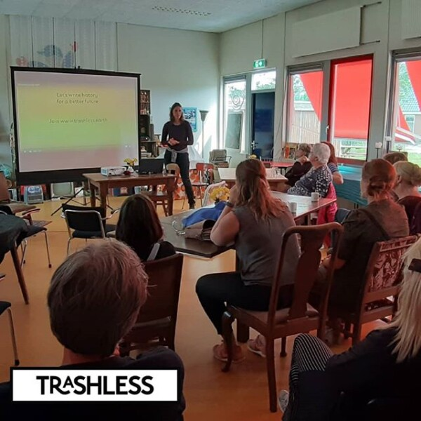 Presentation about our Panama trashless