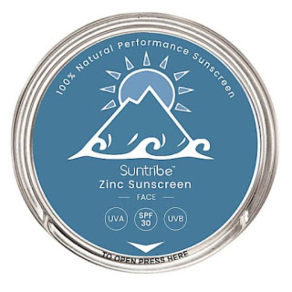 Suncream plastic free