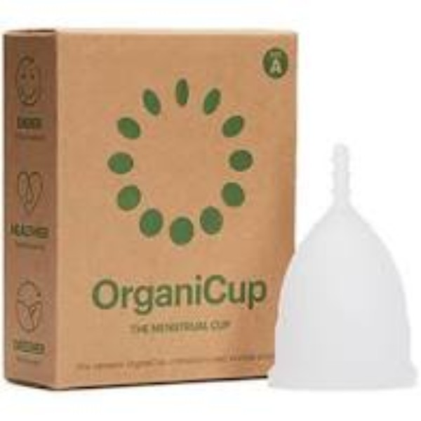 OrganiCup – menstrual cup