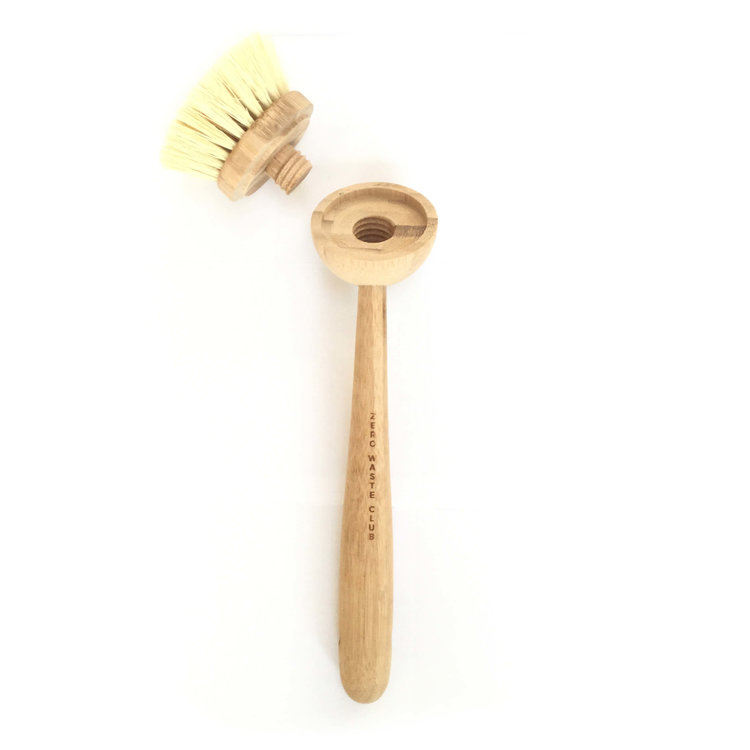 Replaceable Head Bamboo Dish Brush £ 5,99