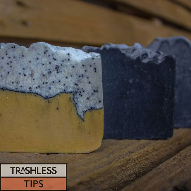These incredible soaps are all natural a