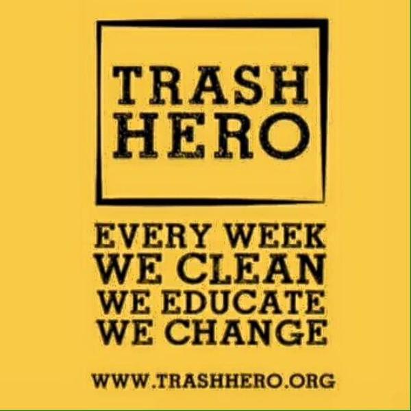 Trash Hero Clean up #4