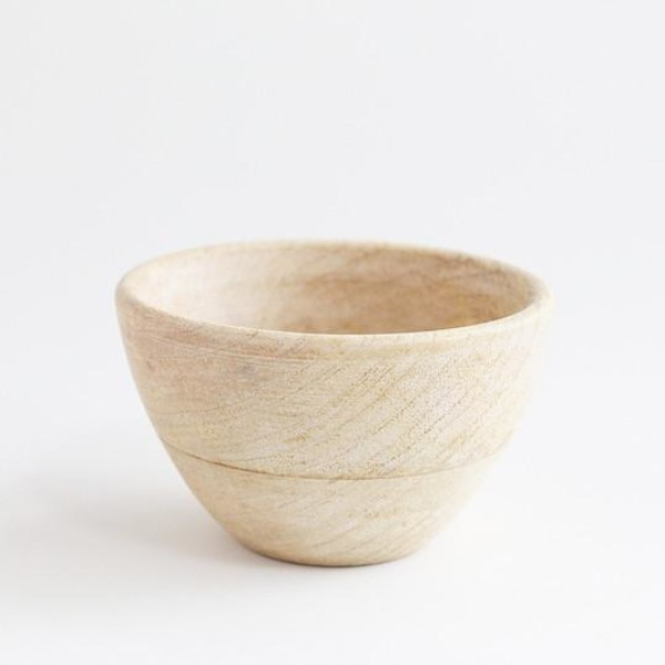 Mango wood bowl, Nkuku