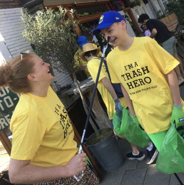 Trash Hero Cleanup #3