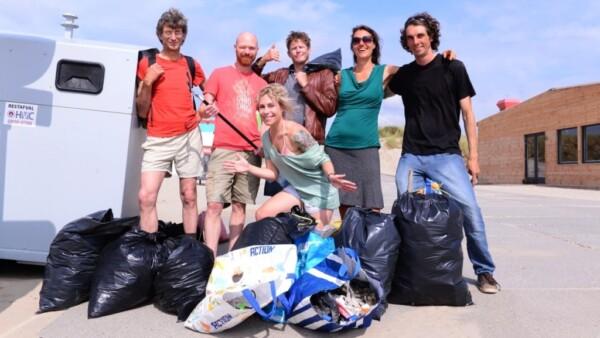 Beach Cleanup Zandvoort