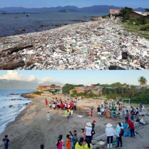 trashpackers strand cleanup maleisie
