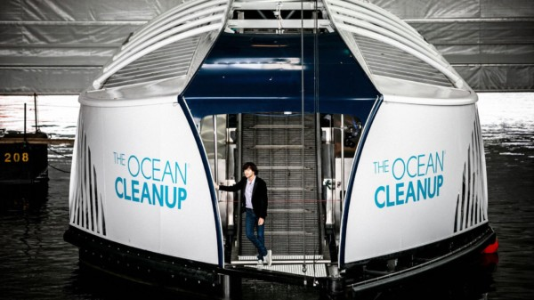 THE OCEAN CLEANUP UNVEILS PLAN TO ADDRESS THE MAIN SOURCE OF OCEAN PLASTIC POLLUTION: RIVERS
