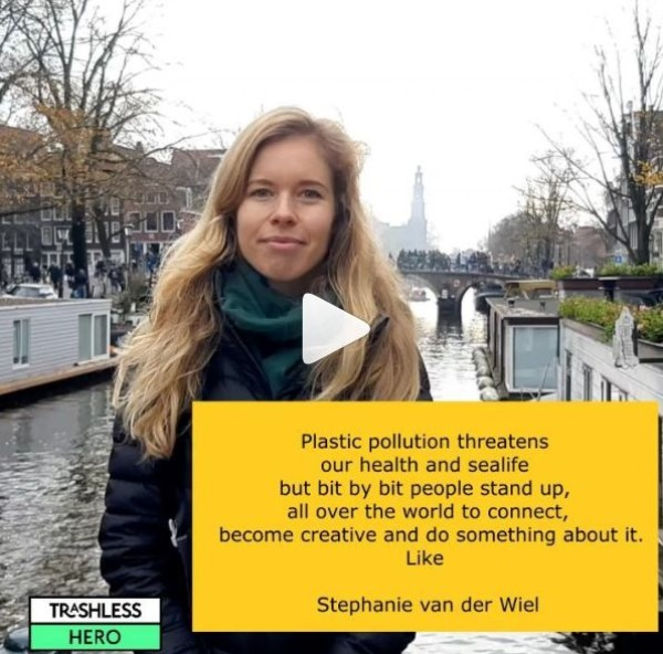 Interview with Stephanie van der Wiel